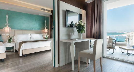 Hotel Ambasciatori Riccione Suite camera grandi