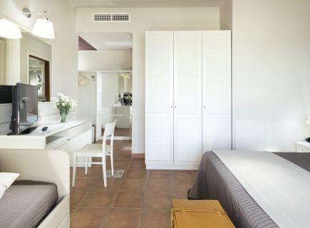 Hotel Ambasciatori Riccione camere grandi
