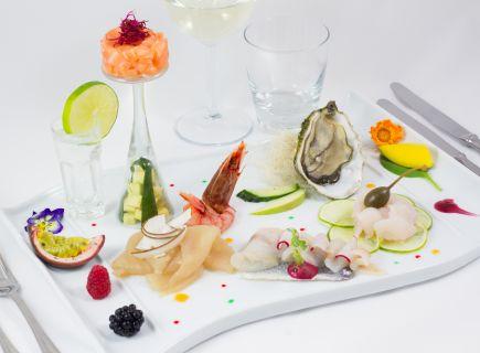 Hotel Ambasciatori Riccione Ristorante piatti di pesce